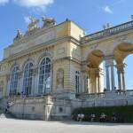 Gloriette - Palatul Schonbrunn