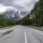Monte Cristallo - pe SS 51