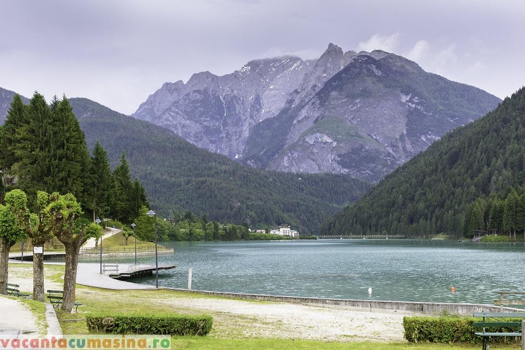 Lago di Santa Caterina - Auronza di Cadore, SR 48