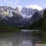 Lago di Landro si Monte Cristallo