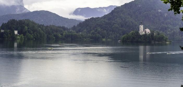 Lacul Bled si Biserica Adormirii Maicii Domnului