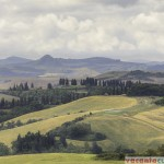 Toscana cat vezi cu ochii