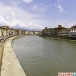 Livorno - unul dintre orasele ce formeza triunghiul FiPiLi: Firenze-Pisa-Livorno