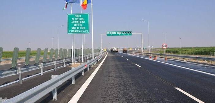 Autostrada Nadlac - Arad