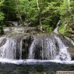 Cascada in trepte