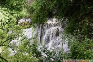 Parcul Natural Maarata, Cascadele Krushuna