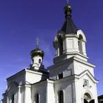 Orheiul Vechi - manastirea noua