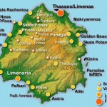 Harta Thassos