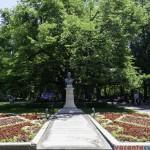 Teiul lui Eminescu, Parcul Copou