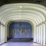 Sala Pasilor Pierduti, Universitatea Alexandru Ioan Cuza, Iasi