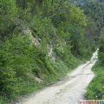 Drumul de caruta spre Lacul Dracului