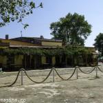 Restaurantul primului camping din Bulgaria