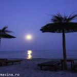 Noapte bulgareasca. Tu, luna si marea
