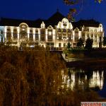 Palatul Vulturul Negru, Oradea
