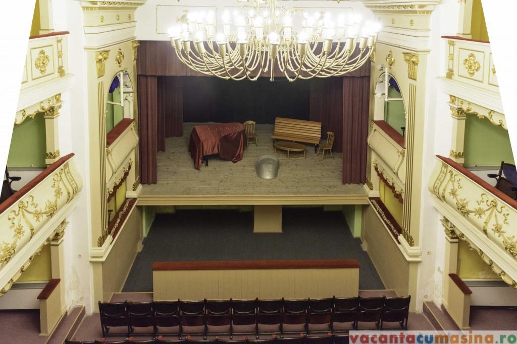 Teatrul Mihai Eminescu Oravita