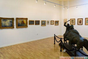 Muzeul de Arta, Piatra Neamt