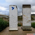 Bucati din Zidul Berlinului