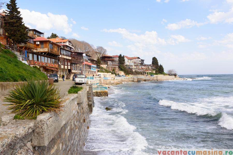 Nesebar Mica Perla A Marelui Litoral Bulgaresc Vacanta Cu Masina